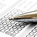 Saisie des questionnaires